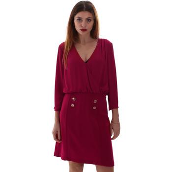 Kleidung Damen Kurze Kleider Gaudi 921FD15037 Rosa