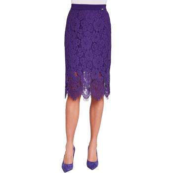 Kleidung Damen Röcke Gaudi 921FD75003 Violett