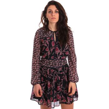 Kleidung Damen Kurze Kleider Gaudi 921BD15013 Blau