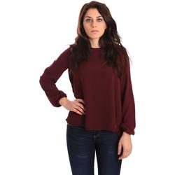 Kleidung Damen Hemden Gaudi 921BD45023 Rot