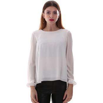 Kleidung Damen Hemden Gaudi 921BD45023 Weiß
