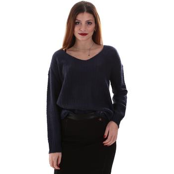 Kleidung Damen Pullover Gaudi 921BD53043 Blau