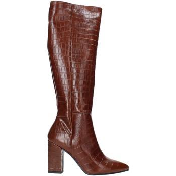 Schuhe Damen Klassische Stiefel Grace Shoes 140M011 Braun