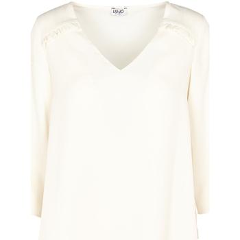 Kleidung Damen Tops / Blusen Liu Jo W69064 T5630 Beige