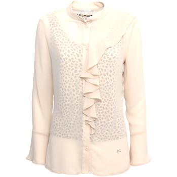 Kleidung Damen Hemden NeroGiardini A963130D Beige