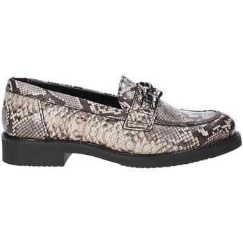 Schuhe Damen Slipper Marco Ferretti 161318MF Beige