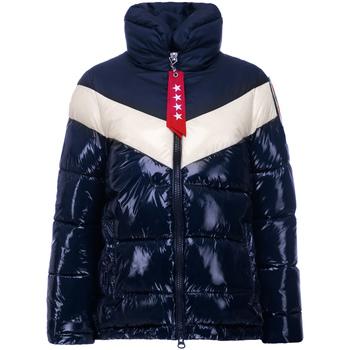 Kleidung Damen Daunenjacken Invicta 4431607/D Blau