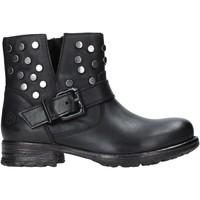 Schuhe Damen Low Boots Lumberjack SW53001 004 Q12 Schwarz