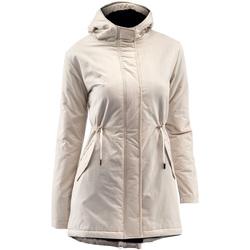 Kleidung Damen Jacken Lumberjack CW37821 004 513 Beige
