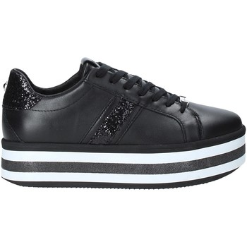 Schuhe Damen Sneaker Low Apepazza 9FICP01 Schwarz