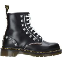 Schuhe Damen Low Boots Dr Martens DMS1460BRVS25202001 Schwarz