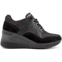 Schuhe Damen Sneaker Low IgI&CO 4143133 Schwarz