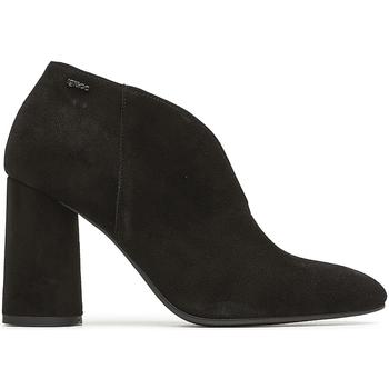 Schuhe Damen Ankle Boots IgI&CO 4186500 Schwarz