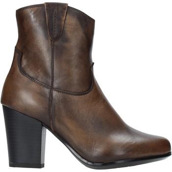 Schuhe Damen Low Boots The Flexx E8012_02 Braun