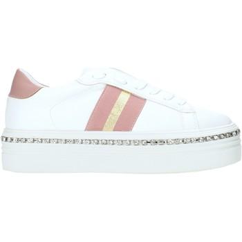 Schuhe Damen Sneaker Low Gold&gold B19 GA139 Weiß
