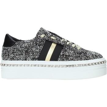 Schuhe Damen Sneaker Gold&gold B19 GA138 Schwarz