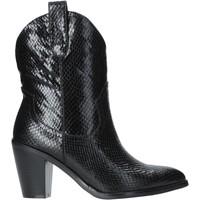 Schuhe Damen Low Boots Gold&gold B19 GU22 Schwarz