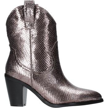 Schuhe Damen Low Boots Gold&gold B19 GU22 Grau