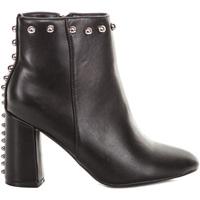 Schuhe Damen Low Boots Gold&gold B19 GD151 Schwarz