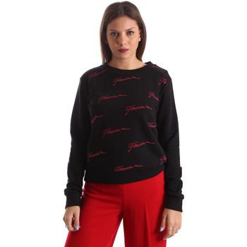 Kleidung Damen Sweatshirts Fracomina FR19FP961 Schwarz