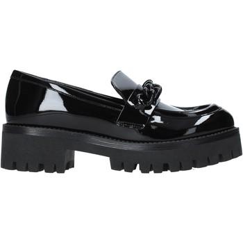 Schuhe Damen Slipper Pregunta PAA21 Schwarz