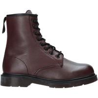 Schuhe Damen Low Boots Pregunta IV8939-CS Rot
