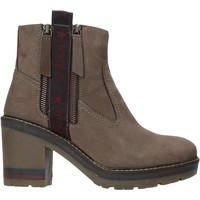 Schuhe Damen Low Boots Wrangler WL92600A Grau