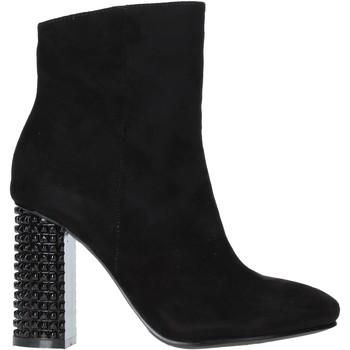 Schuhe Damen Low Boots Gold&gold B19 GR60 Schwarz