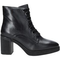 Schuhe Damen Low Boots Stonefly 212033 Schwarz