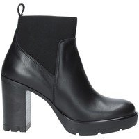 Schuhe Damen Low Boots Janet&Janet 44832 Schwarz