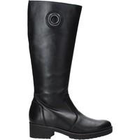 Schuhe Damen Klassische Stiefel Susimoda 8956 Schwarz
