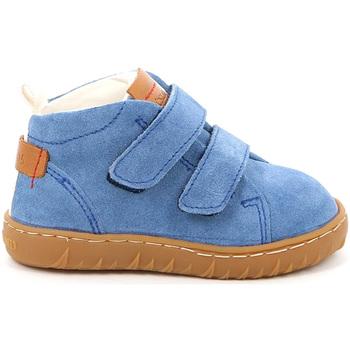 Schuhe Kinder Boots Grunland PP0272 Blau