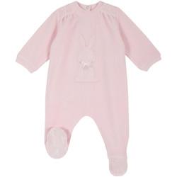 Kleidung Mädchen Overalls / Latzhosen Chicco 09021844000000 Rosa