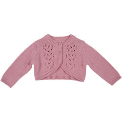 Kleidung Kinder Strickjacken Chicco 09096923000000 Rosa