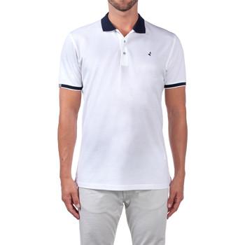 Kleidung Herren Polohemden Navigare NV72058 Weiß