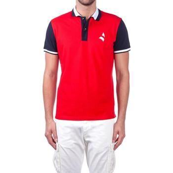 Kleidung Herren Polohemden Navigare NV82115 Rot