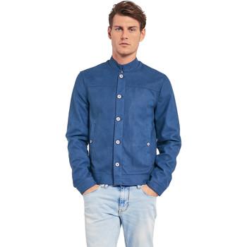 Kleidung Herren Jacken Gaudi 011BU38005 Blau