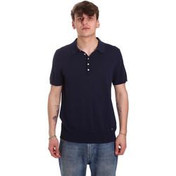 Kleidung Herren Polohemden Gaudi 011BU53011 Blau