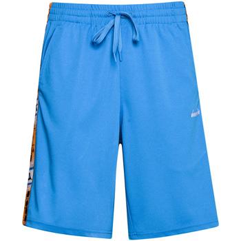 Kleidung Herren Shorts / Bermudas Diadora 502176087 Blau