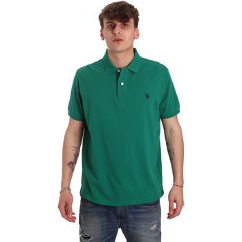 Kleidung Herren Polohemden U.S Polo Assn. 55957 41029 Grün