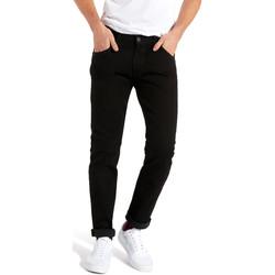 Kleidung Herren Slim Fit Jeans Wrangler W14XHP19A Schwarz