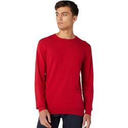 Kleidung Herren Pullover Wrangler W8A0PDX47 Rot