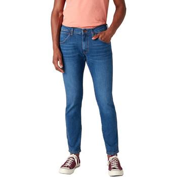 Kleidung Herren Slim Fit Jeans Wrangler W14XT112E Blau