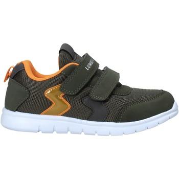 Schuhe Kinder Sneaker Low Lumberjack SB55112 002 M67 Grün