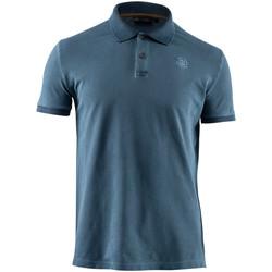 Kleidung Herren Polohemden Lumberjack CM45940 007 516 Blau