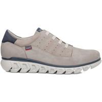 Schuhe Herren Sneaker Low CallagHan 12911 Grau