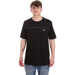 Kleidung Herren T-Shirts Antony Morato MMKS01696 FA100144 Schwarz