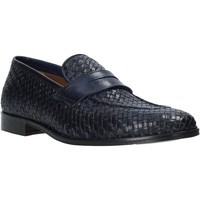 Schuhe Herren Slipper Rogers 1012_5IN Blau