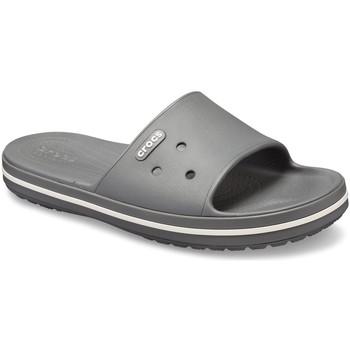 Schuhe Herren Pantoletten Crocs 205733 Grau