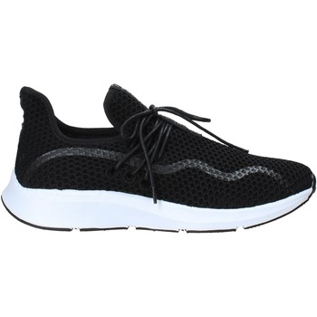 Schuhe Herren Sneaker Low Rocco Barocco N19.3 Schwarz